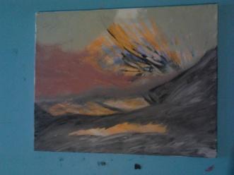 Tableau peint par Hermann Cebert