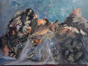 la montagne des dieux: d'une collection intitulée: « Pour que les dieux reviennent»