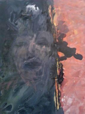 Le suicidaire, tableau peint par Hermann Cebert