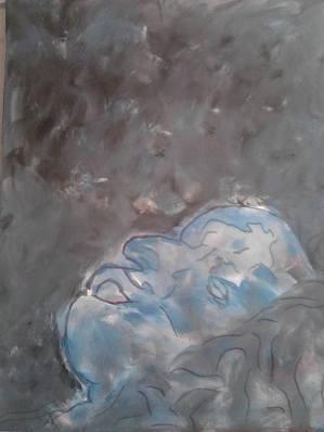 L'idéal de la mort, tableau peint par Hermann Cebert